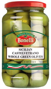Castelvetrano Green Olives